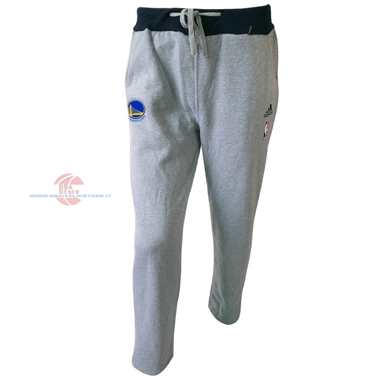 Acquista Giacca Pantaloni Basket Golden State Warriors Grigio
