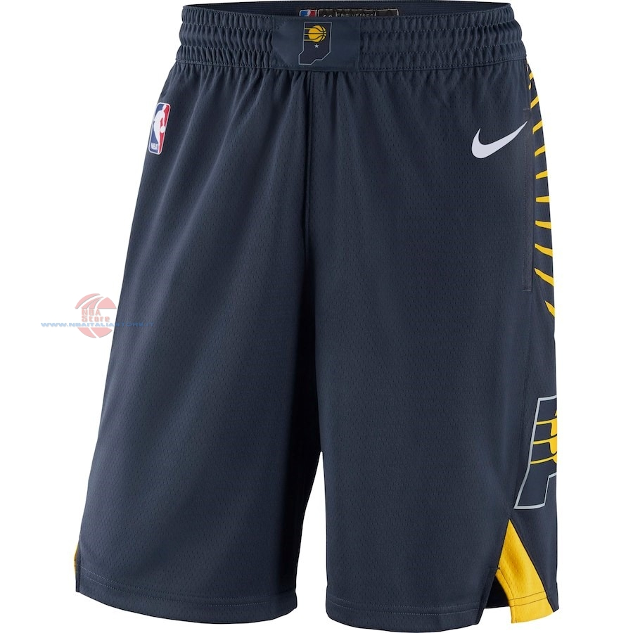 Acquista Pantaloni Basket Indiana Pacers Nike Marino Icon 2018-19