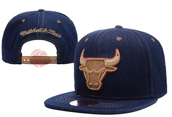Acquista Cappelli 2016 Chicago Bulls Retro Blu