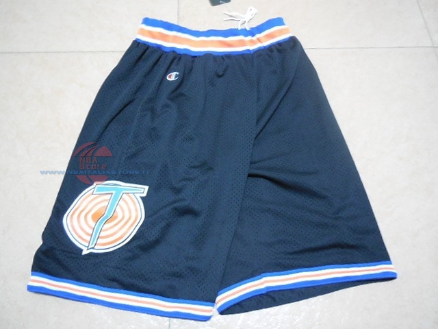 Acquista Pantaloni Basket Film Basket Tune Squad Nero