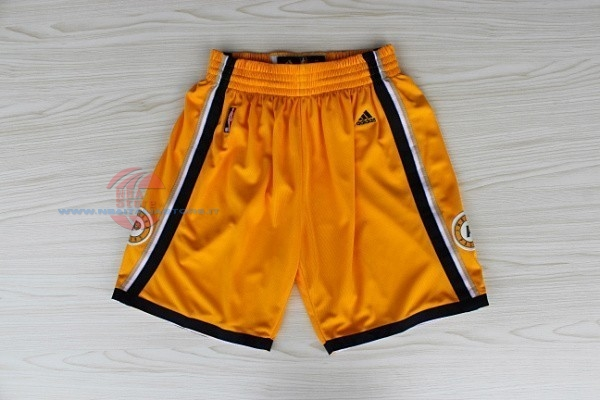 Acquista Pantaloni Basket Indiana Pacers Giallo