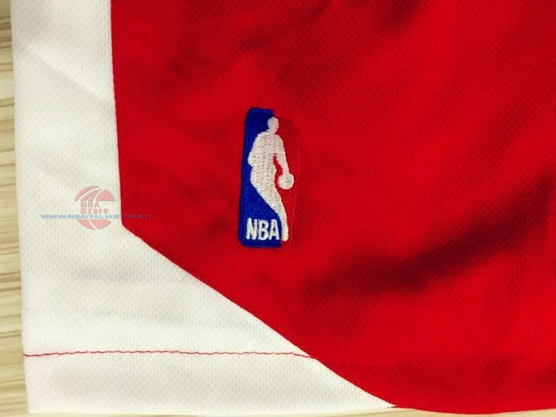 Acquista Pantaloni Basket Los Angeles Clippers Rosso