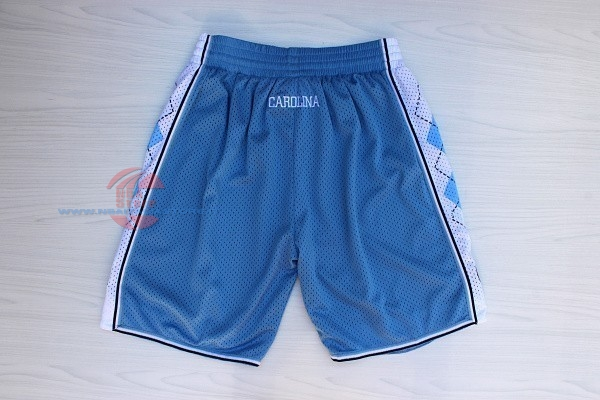 Acquista Pantaloni Basket North Carolina Blu